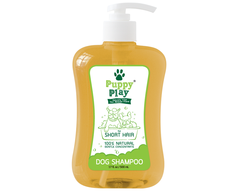 Dog Shampoo Short Hair