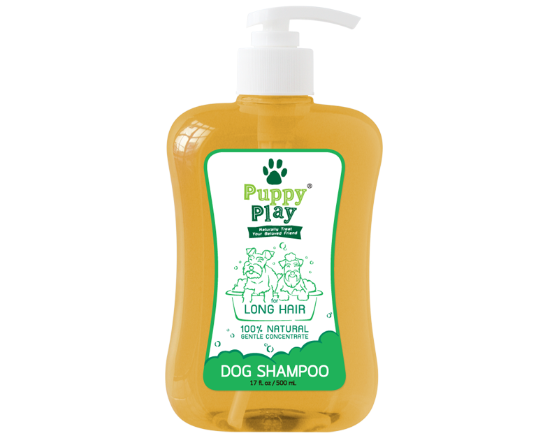 Dog Shampoo Long Hair
